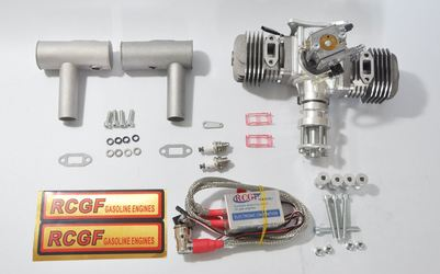 RCGF Engines and Other Products - Leisure Rc Models